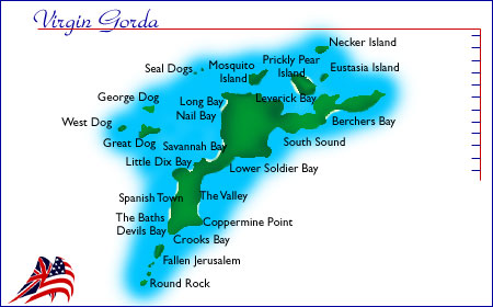 Virgin Gorda British virign Islands