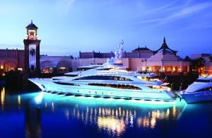 Luxury Yacht Charters in the BVIs
