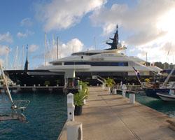 caribbean yacht charter shows