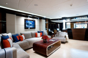 Charter Yacht Excellence V for Bahamas Yacht Vacations