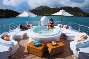 Luxury Yacht Charters in the Caribbean