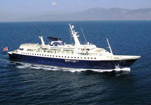 Motor yacht Alexander