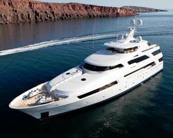 motor yacht arianna