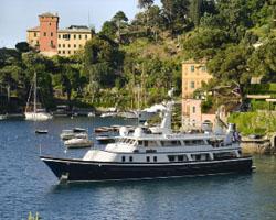 Motor yacht atlantic goose