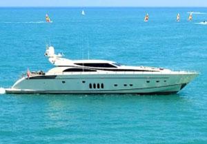 motor yacht cheeky tiger