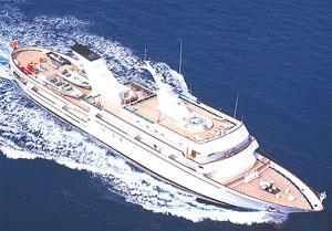 motor yacht esmeralda