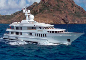 Luxury Yacht Charter Vacations