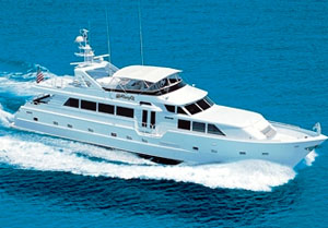 motor yacht insatiable