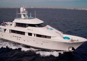 motor yacht my colors