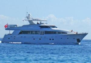 motor yacht olga
