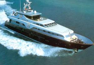 motor yacht shalimar