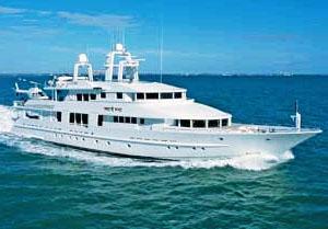 motor yacht starship