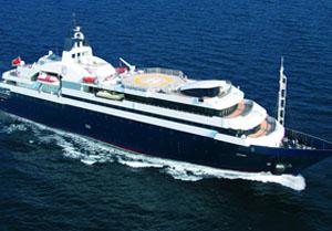 motor yacht turama
