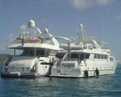 motor yacht vacations