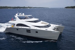power catamaran charter vacations