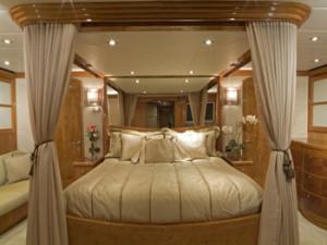 power yacht charters Tigers eye