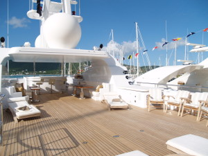 High Chaparral Yacht Charter Vacation