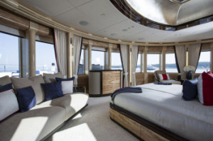 Power Yacht charter vacations on Excellence V