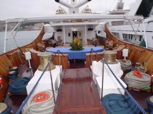 Charter the super yacht Christina O